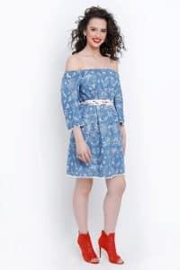 רשת האופנה דיסקרט שמלה 209.90 שח צילום גיא כושי ויריב פיין (Custom) (2)