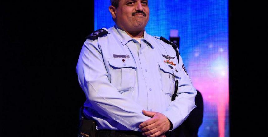 רוני אלשייך. אתר משטרת ישראל